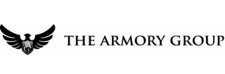 mark for TAG THE ARMORY GROUP, trademark #85605376
