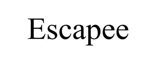 mark for ESCAPEE, trademark #85605613