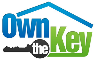 mark for OWN THE KEY, trademark #85605653