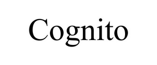 mark for COGNITO, trademark #85605700