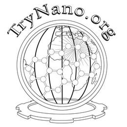 mark for TRYNANO.ORG, trademark #85605701