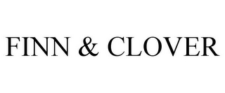 mark for FINN & CLOVER, trademark #85605844