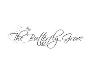 mark for THE BUTTERFLY GROVE, trademark #85605886