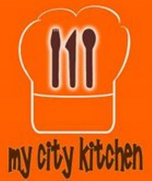mark for MY CITY KITCHEN, trademark #85605939