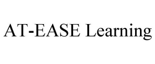 mark for AT-EASE LEARNING, trademark #85606045