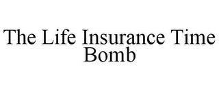 mark for THE LIFE INSURANCE TIME BOMB, trademark #85606120