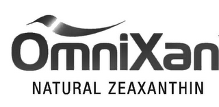 mark for OMNIXAN NATURAL ZEAXANTHIN, trademark #85606233