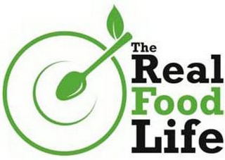 mark for THE REAL FOOD LIFE, trademark #85606306