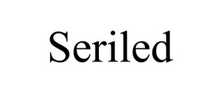 mark for SERILED, trademark #85606353