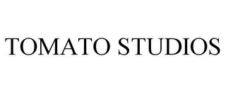 mark for TOMATO STUDIOS, trademark #85606428