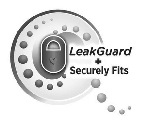 mark for LEAKGUARD + SECURELY FITS, trademark #85606454