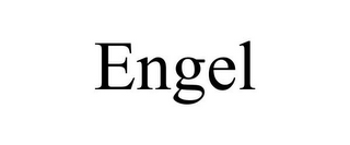 mark for ENGEL, trademark #85606457