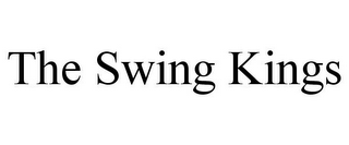 mark for THE SWING KINGS, trademark #85606476