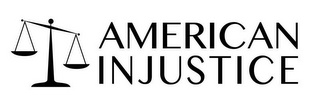 mark for AMERICAN INJUSTICE, trademark #85606669