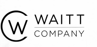 mark for C W WAITT COMPANY, trademark #85606777