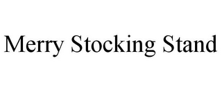 mark for MERRY STOCKING STAND, trademark #85606888