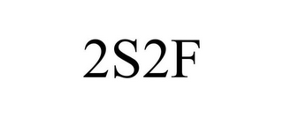 mark for 2S2F, trademark #85607056