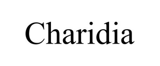 mark for CHARIDIA, trademark #85607104