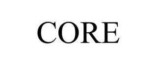 mark for CORE, trademark #85607154