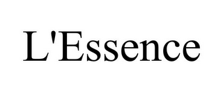 mark for L'ESSENCE, trademark #85607279