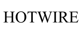mark for HOTWIRE, trademark #85607388