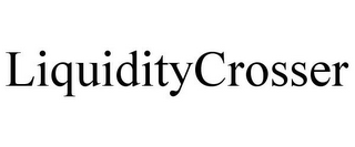 mark for LIQUIDITYCROSSER, trademark #85607392