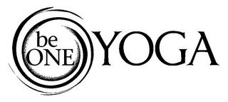 mark for BE ONE YOGA, trademark #85607568