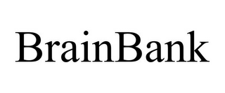 mark for BRAINBANK, trademark #85607701
