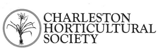 mark for CHARLESTON HORTICULTURAL SOCIETY, trademark #85607869