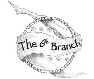 mark for THE 6TH BRANCH A VETERAN GUIDED SERVICE ORGANIZATION, trademark #85608004