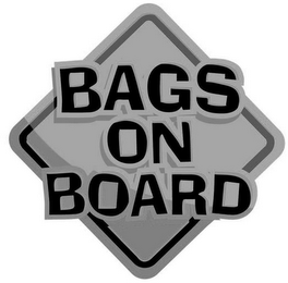 mark for BAGS ON BOARD, trademark #85608158