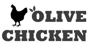 mark for OLIVE CHICKEN, trademark #85608395