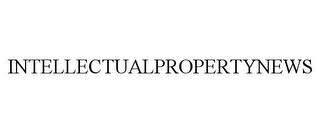 mark for INTELLECTUALPROPERTYNEWS, trademark #85608455