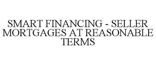 mark for SMART FINANCING - SELLER MORTGAGES AT REASONABLE TERMS, trademark #85608456