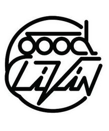 mark for GOOD LIVIN, trademark #85608496
