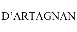 mark for D'ARTAGNAN, trademark #85608516