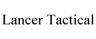 mark for LANCER TACTICAL, trademark #85608572