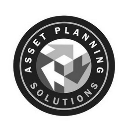 mark for ASSET PLANNING SOLUTIONS, trademark #85608776