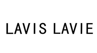 mark for LAVIS LAVIE, trademark #85608900