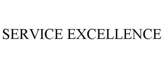 mark for SERVICE EXCELLENCE, trademark #85608990