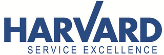 mark for HARVARD SERVICE EXCELLENCE, trademark #85609154