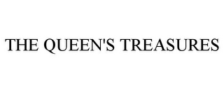 mark for THE QUEEN'S TREASURES, trademark #85609192