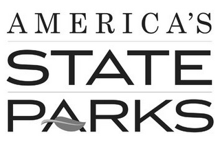 mark for AMERICA'S STATE PARKS, trademark #85610204