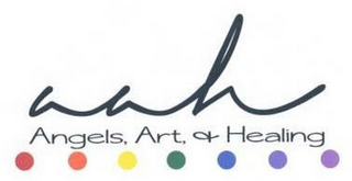 mark for A A H ANGELS, ART, & HEALING, trademark #85610211
