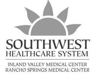 mark for SOUTHWEST HEALTHCARE SYSTEM INLAND VALLEY MEDICAL CENTER RANCHO SPRINGS MEDICAL CENTER, trademark #85610549