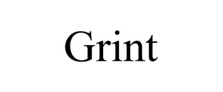 mark for GRINT, trademark #85610607