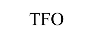 mark for TFO, trademark #85610611