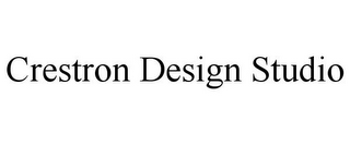 mark for CRESTRON DESIGN STUDIO, trademark #85610762