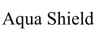 mark for AQUA SHIELD, trademark #85610830