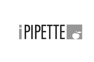 mark for IPIPETTE, trademark #85610923